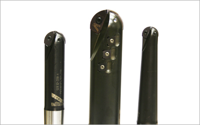 Ballnose Roughing Tool Bodies